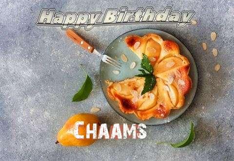Chaams Cakes