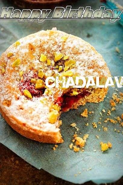 Happy Birthday Chadalavada