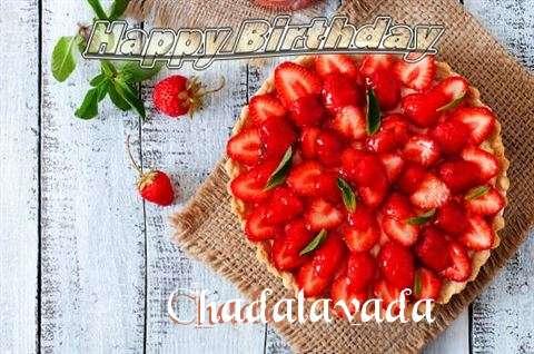 Happy Birthday to You Chadalavada