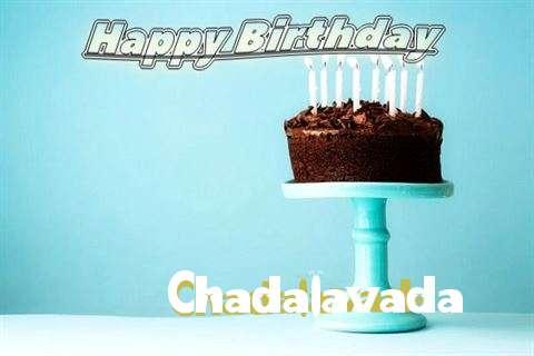 Happy Birthday Cake for Chadalavada