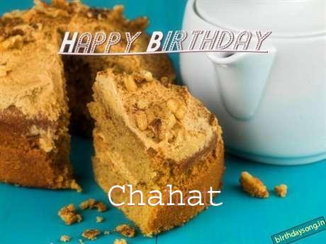 Chahat Cakes
