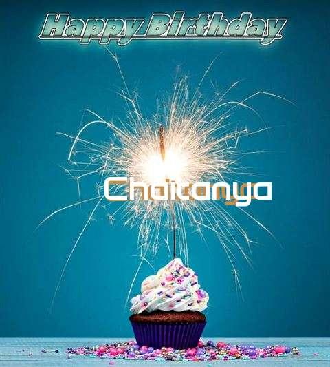 Happy Birthday Wishes for Chaitanya