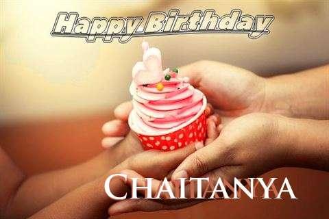 Happy Birthday to You Chaitanya