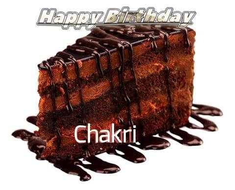 Happy Birthday to You Chakri