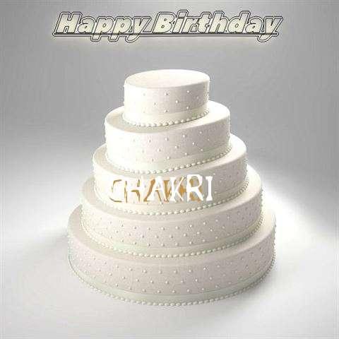 Chakri Cakes