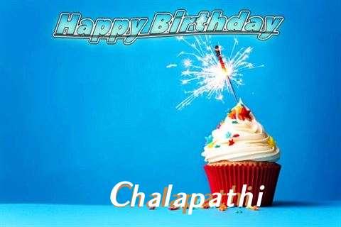 Happy Birthday to You Chalapathi