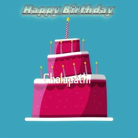 Wish Chalapathi