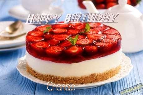 Chanab Birthday Celebration