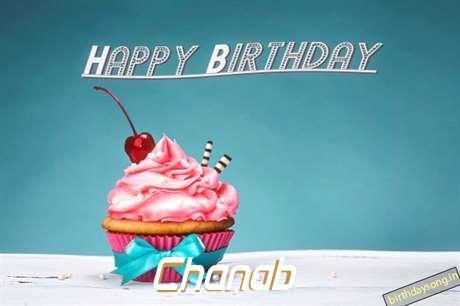 Happy Birthday to You Chanab
