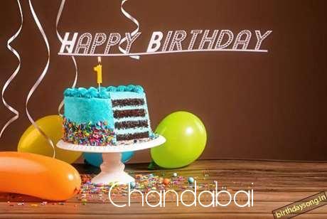Chandabai Birthday Celebration