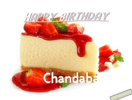 Chandabai Cakes
