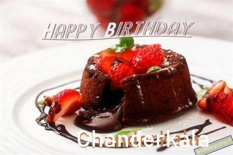 Happy Birthday Chanderkala