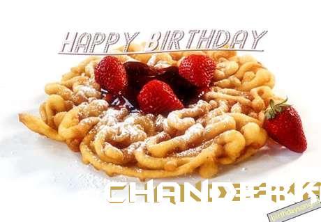 Happy Birthday Wishes for Chanderkala