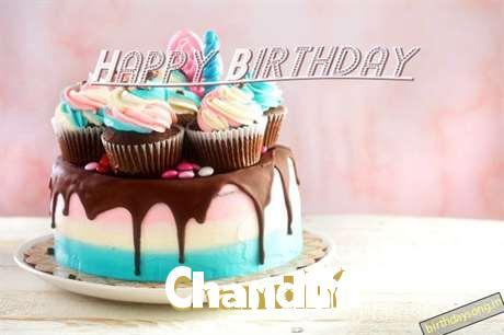 Happy Birthday Chandini