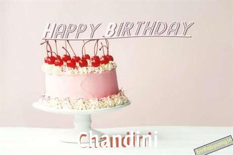 Happy Birthday to You Chandini