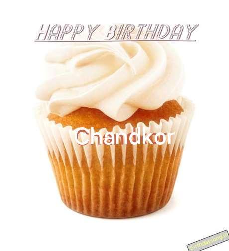 Happy Birthday Wishes for Chandkor
