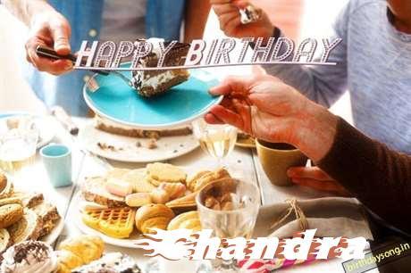 Happy Birthday to You Chandra
