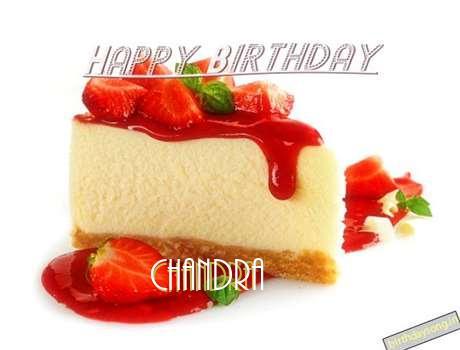 Chandra Cakes