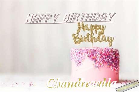 Happy Birthday to You Chandracala