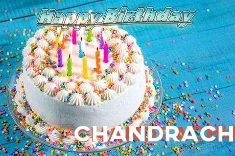 Happy Birthday Wishes for Chandrachur