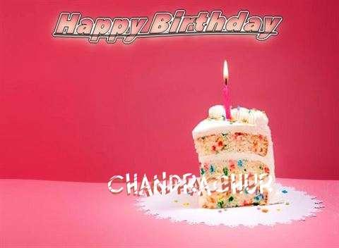 Wish Chandrachur
