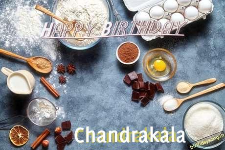 Birthday Wishes with Images of Chandrakala