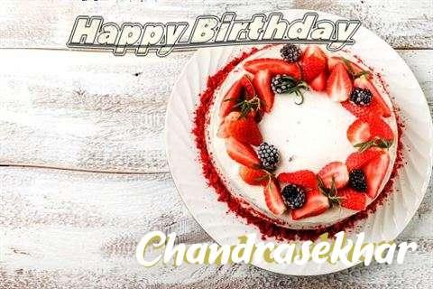 Happy Birthday to You Chandrasekhar