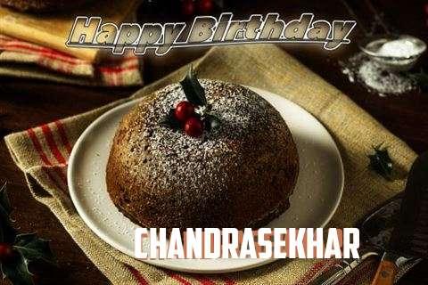 Wish Chandrasekhar