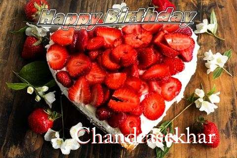 Chandrasekhar Cakes
