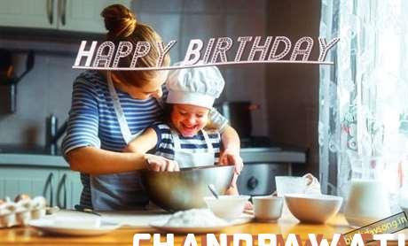 Happy Birthday Wishes for Chandrawati