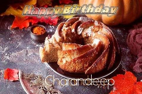 Happy Birthday Charandeep