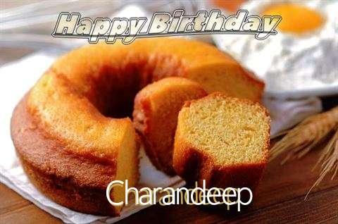 Birthday Images for Charandeep
