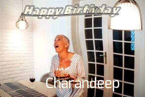 Charandeep Birthday Celebration