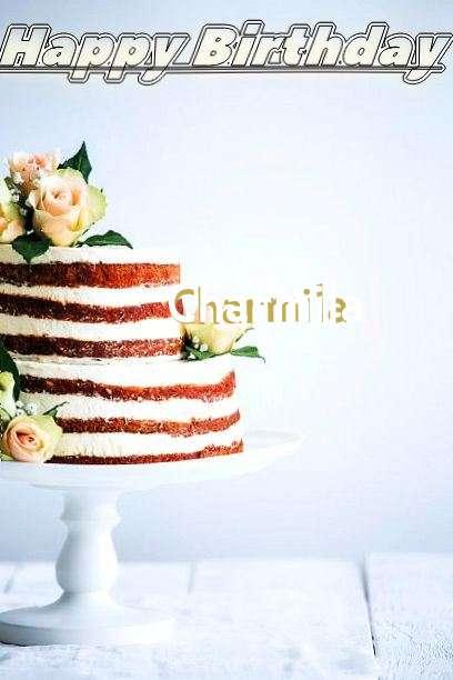 Happy Birthday Charmila Cake Image