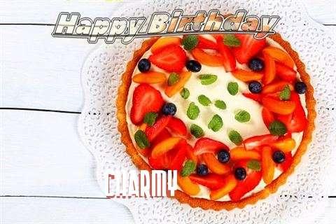 Charmy Birthday Celebration