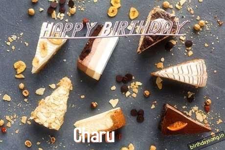 Happy Birthday Charu
