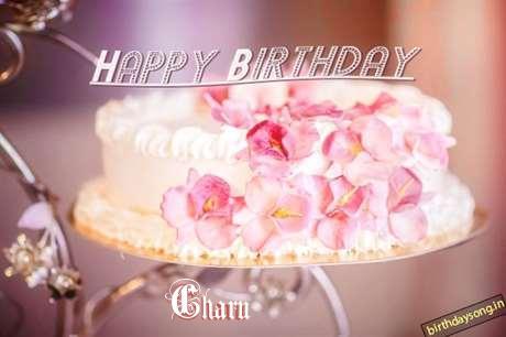 Happy Birthday Wishes for Charu