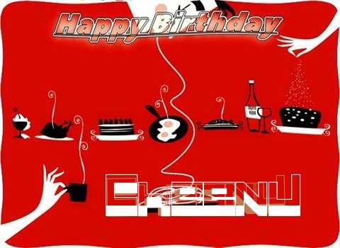 Happy Birthday Wishes for Cheenu