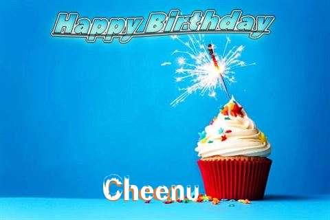 Happy Birthday to You Cheenu