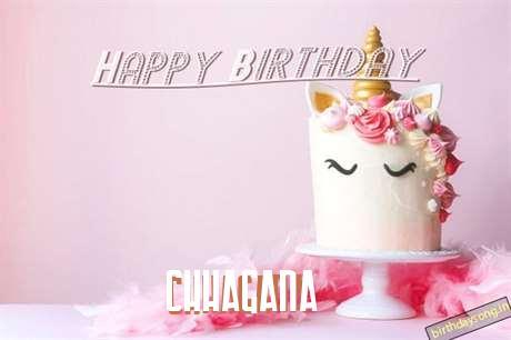 Happy Birthday Cake for Chhagana