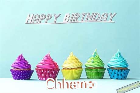 Birthday Images for Chhamo