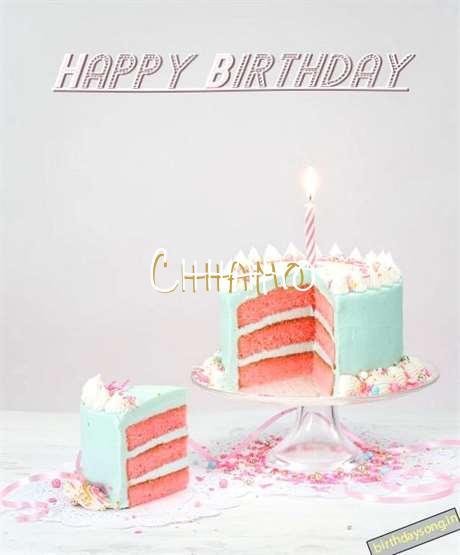 Happy Birthday Wishes for Chhamo