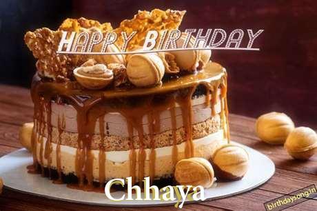Happy Birthday Chhaya
