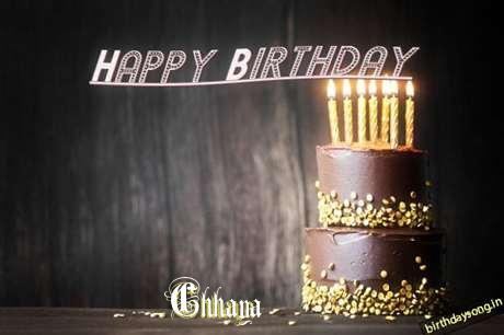 Birthday Images for Chhaya