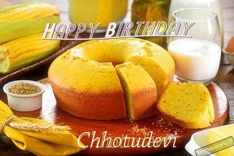 Chhotudevi Birthday Celebration