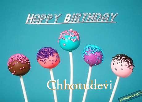 Wish Chhotudevi