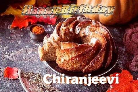Happy Birthday Chiranjeevi