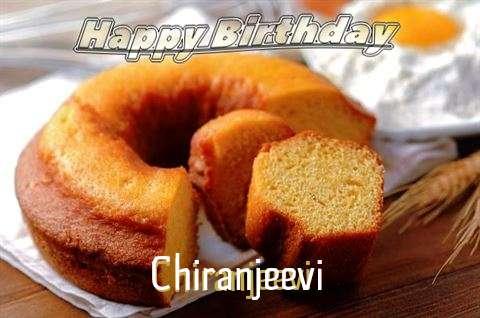 Birthday Images for Chiranjeevi