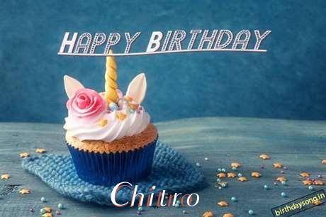 Happy Birthday Chitro