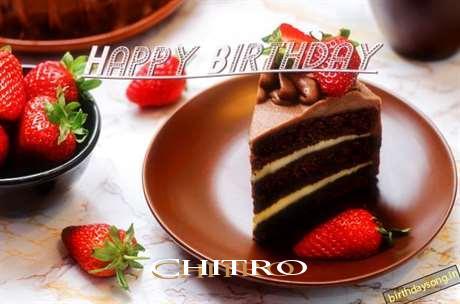 Birthday Images for Chitro